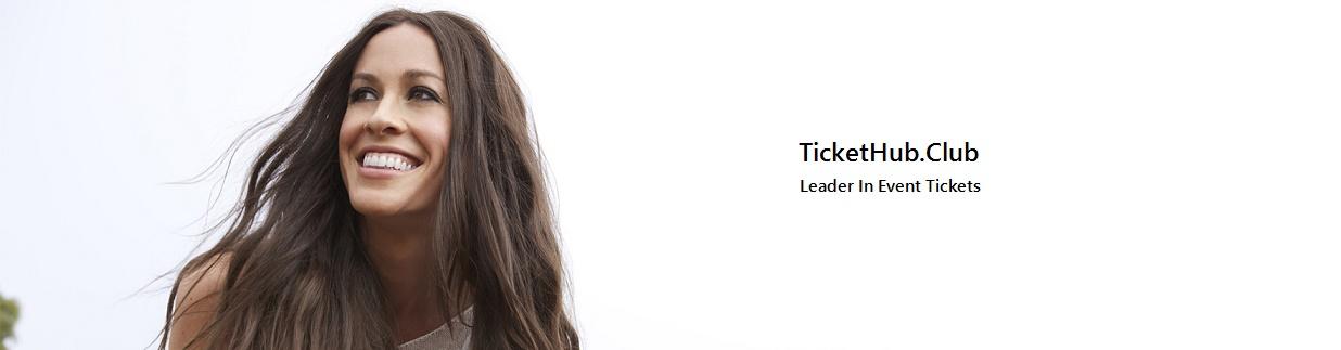 Alanis Morissette ticket