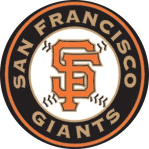SAN FRANCISCO GIANTS Ticket Image