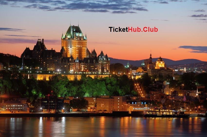 Ticket Hub Quebec city