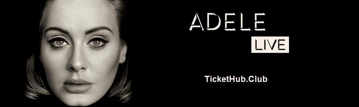 adele concert tickets 2016 ticket